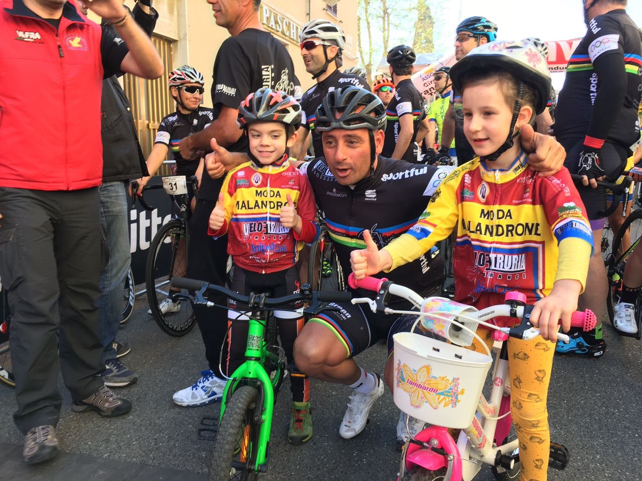 GREEN FONDO-PAOLO BETTINI: FESTA RIUSCITA!
