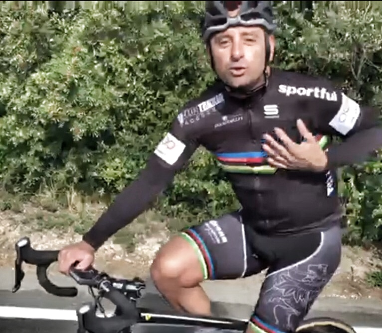 DOMENICA A POMARANCE C'E' LA GREEN FONDO: L'INTERVISTA CON PAOLO BETTINI.