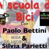 """""""A SCUOLA…DI BICI"""", CON PAOLO BETTINI E SILVIA PARIETTI"""
